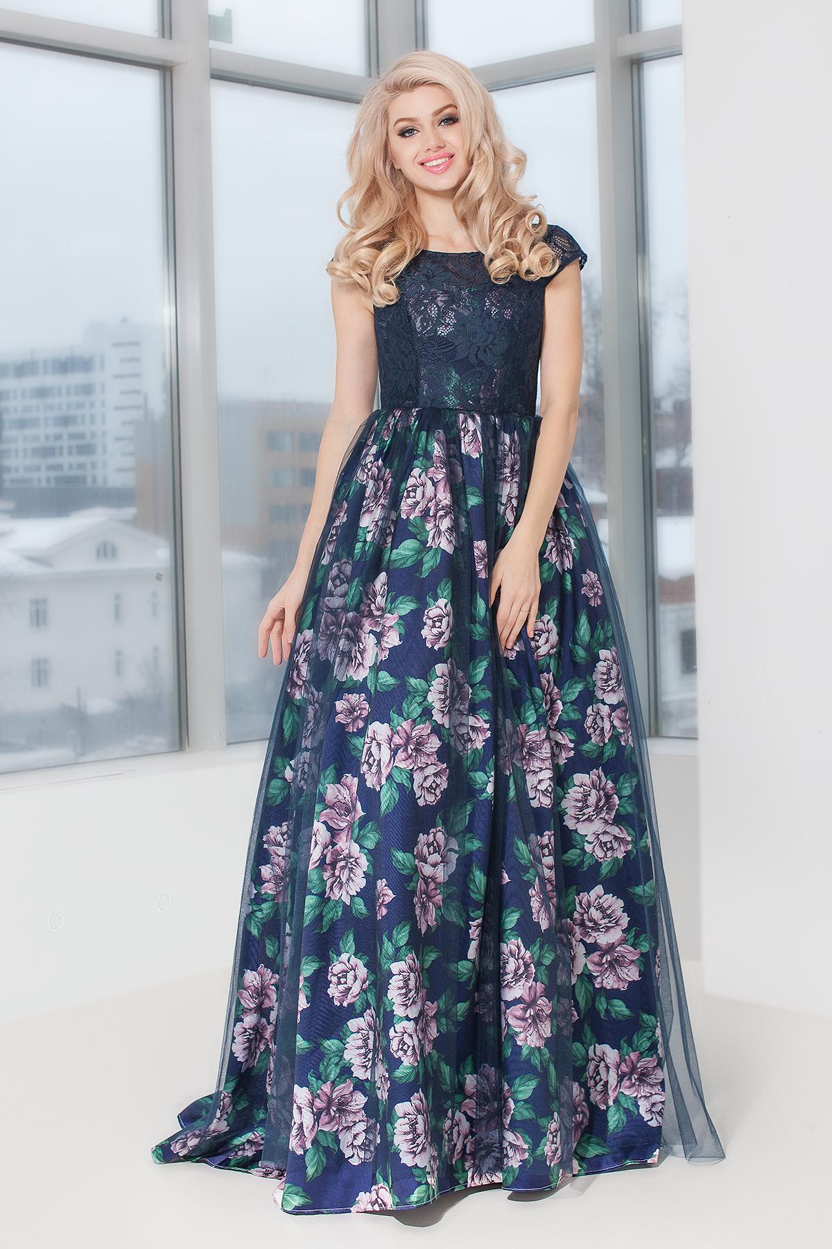 ef8fbd4f240 Прокат вечернего платья 5540 - Каталог платьев